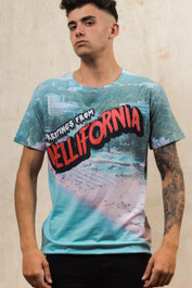 Hellifornia Mens T Shirt