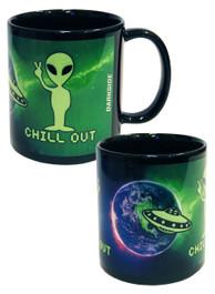 Alien Chill Out Mug