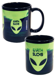 Alien Earth Sucks Mug