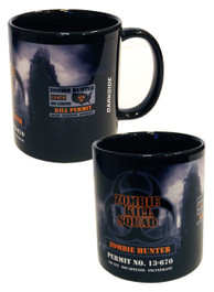 Zombie Hunter City Mug