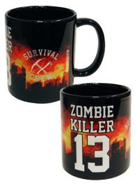 Zombie Killer 13 Mug