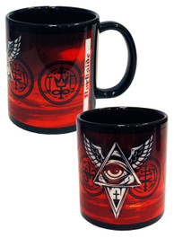 All Seeing Eye Sky Mug