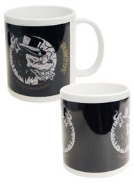 Top Hat Wolf Mug