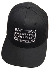 Ouija Board Black Snapback Cap