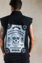 Ghoul Ouija Board Workshirt