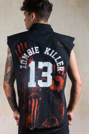 Zombie Killer 13 Workshirt