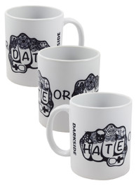 Hate Or Date Tattoo Mug