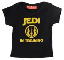 Jedi In Training Baby T-Shirt