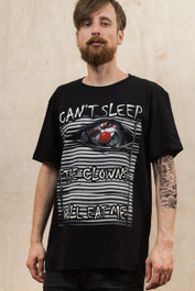 Cant Sleep Clowns Mens T Shirt