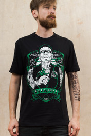 Tattoo Frank Mens T Shirt