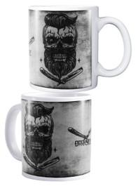 Bearded Skull Mug
