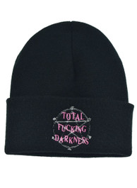 Total F cking Darkness Beanie Hat