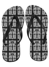 Cult Priest Flip Flops