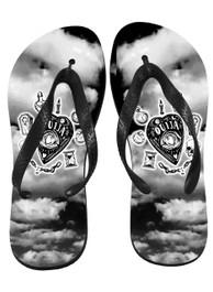 Ouija Pick Flip Flops