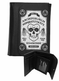 Ghoul Ouija Board Wallet