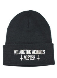 We Are The Weirdos Beanie Hat