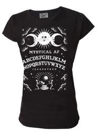 Mystical As F  k Womens T Shirt