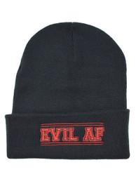 Evil AF Beanie Hat