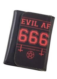 Evil AF Wallet