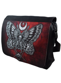 Death Moth Messenger Bag