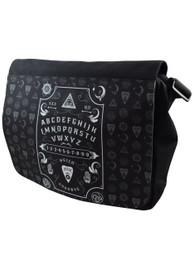 Ouija Board Messenger Bag
