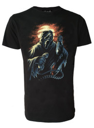 Ghost Scream Mens T Shirt