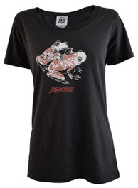 Tattoo Toads Womens T Shirts