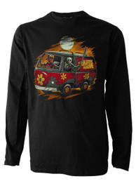 Horror Machine Mens Long Sleeve T Shirt