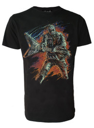 Rock Guitar Jason Mens T Shirt