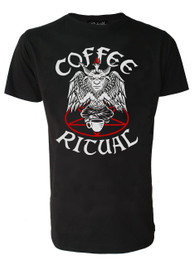 Coffee Ritual Mens T Shirt