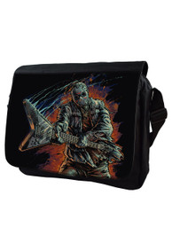 Rock Guitar Jason Messenger Bag