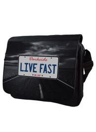 Live Fast Messenger Bag