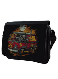 Horror Machine Messenger Bag
