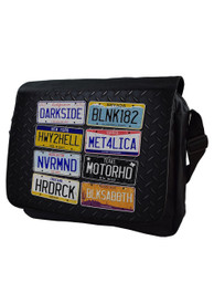 Rock Plates Messenger Bag