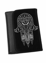 Hamsa Hand Wallet