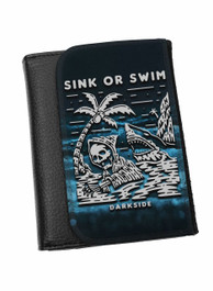Sink Or Swim Wallet