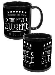 Supreme Witch Black Mug