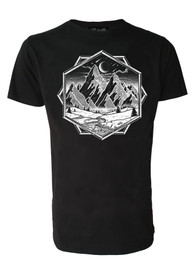 Darkside Mountain Mens T Shirt