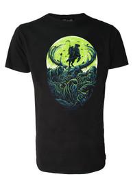 Moonlit Reaper Mens T Shirt