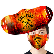 Survival Crew Face Mask