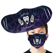 Ouija Hello Face Mask