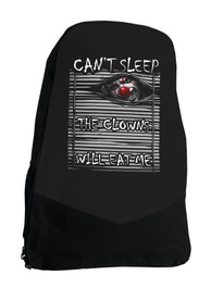 Cant Sleep The Clowns Will Eat Me Darkside Backpack Laptop Bag