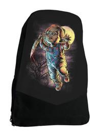 Chucky Inspired Horror Movie Darkside Backpack Laptop Bag