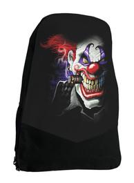 Evil Clown Horror Darkside Backpack Laptop Bag