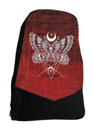 Death Moth Alternative Tattoo Darkside Backpack Laptop Bag
