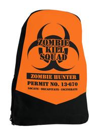 Zombie Kill Squad Darkside Backpack Laptop Bag