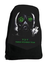 Zombie Face Darkside Backpack Laptop Bag Backpack