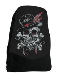 Voodoo Skull Darkside Alternative Backpack Laptop Bag