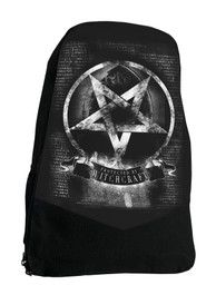 Protected By Witchcraft Darkside Backpack Laptop Bag