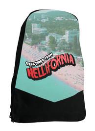 Hellifornia Darkside Horror Movie Backpack Laptop Bag